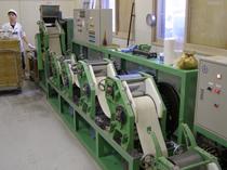 製麺作業工程