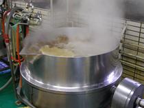 そばつゆ調理工程